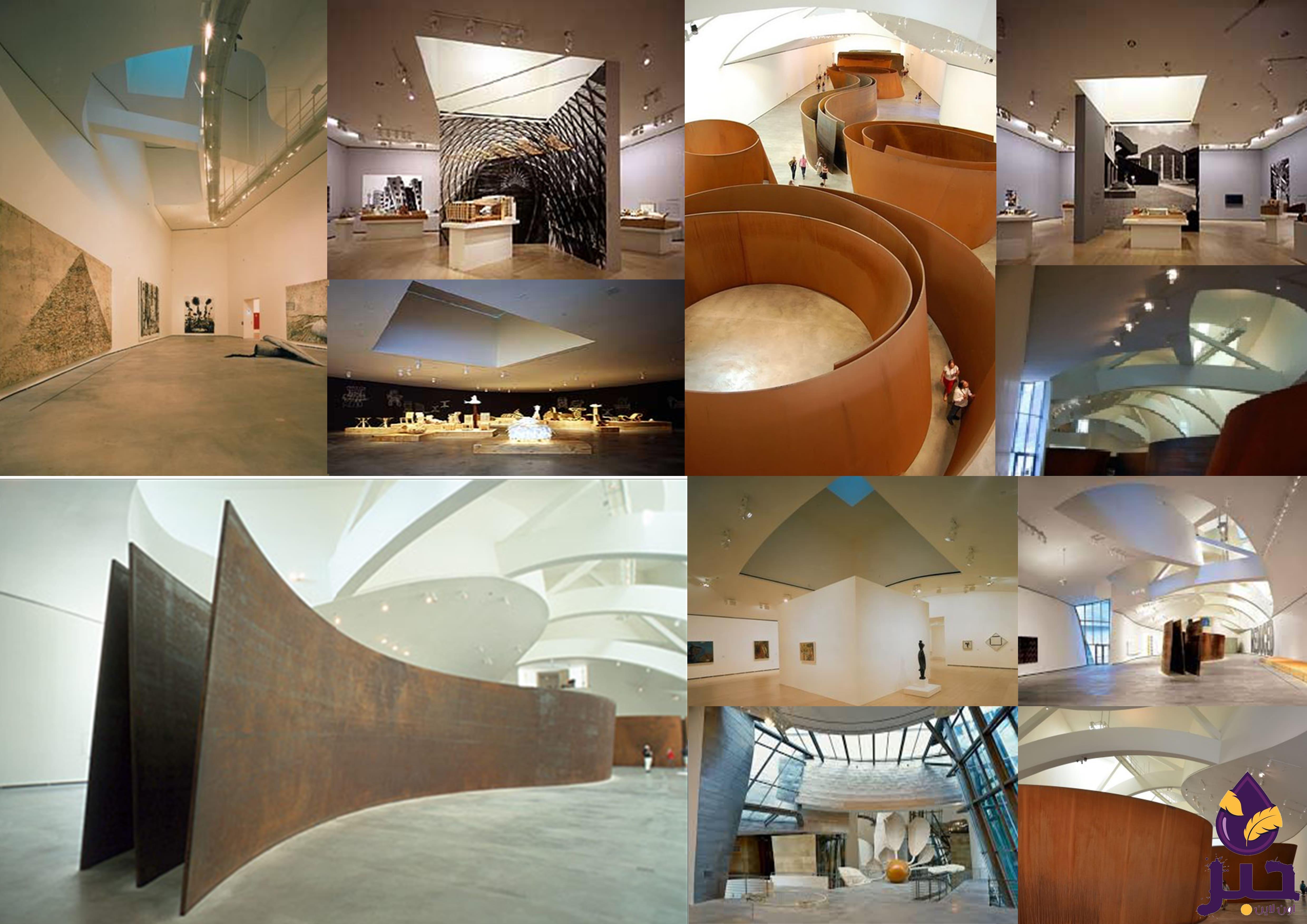 متحف غوغنهايم - حبر اون لاين