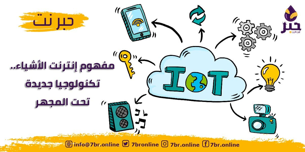 internet of things - حبر أون لاين